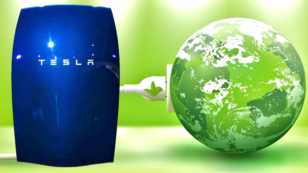 Accumulo e batterie Powerwall Tesla