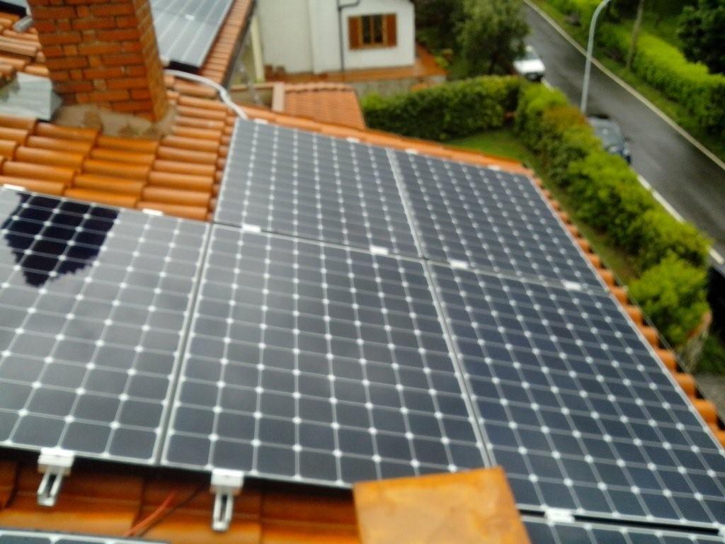 Accumulo e Batterie Impianto Fotovoltaico SunPower ...