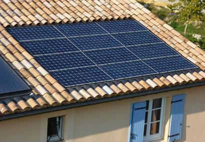 Sistemi di fissaggio pannelli fotovoltaici integrati